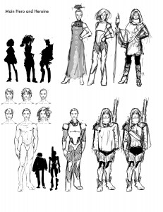 CharacterSketch_HW1
