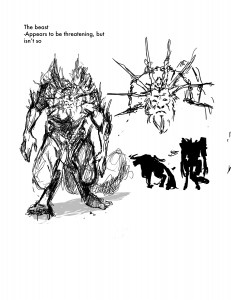 CharacterSketch_HW2
